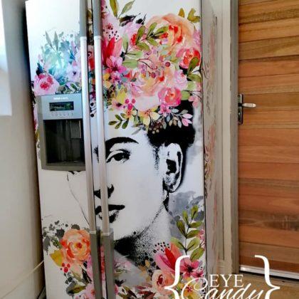 Floral Frida Wrap